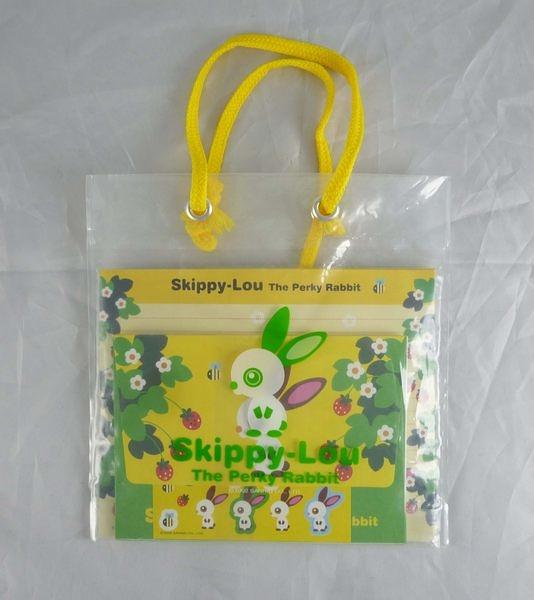 【震撼精品百貨】Sanrio_The perky rabbit~信紙組『附袋』