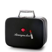 化妝包小號便攜韓國簡約大容量女品多功能層收納盒箱新款 週年慶降價