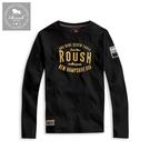 【Roush】 ROUSH美式基本字樣長TEE -【2012507】