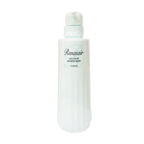 (專櫃貨) ALBION艾倫比亞 水潤保濕 / 柔亮絲滑 洗髮精 (500ml) 兩款可選