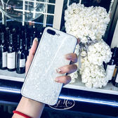珍珠白 貝殼 iPhoneX IX iPhone8 iPhone7 i8 i7 i6 6s Plus 歐美風 手機殼
