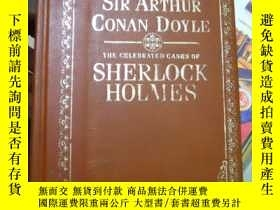 二手書博民逛書店The罕見Celebrated Cases of Sherloc