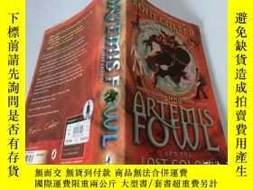 二手書博民逛書店Artemis罕見Fowl And The Lost Colony:阿耳特彌斯家禽與失落的殖民地Y200392