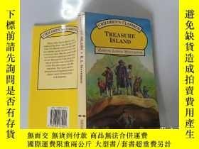 二手書博民逛書店Treasure罕見Island :金銀島Y200392