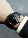 運動潮流簡約學生手表蟲洞概念全自動機械表...