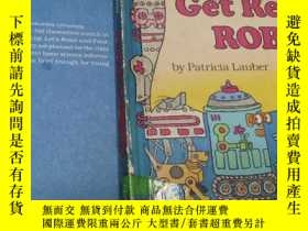 二手書博民逛書店get罕見ready for robotsY271632 pat