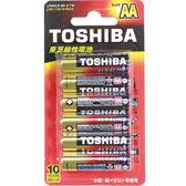 東芝 鹼性3電池 6入卡裝【愛買】