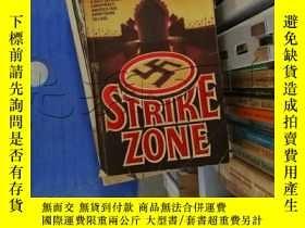 二手書博民逛書店Strike罕見Zone. ---[ID:303420][%#3