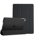 【美國代購】ProCase Smart Case適 超薄輕巧支架保護殼 適合Apple iPad Air 2 (A1566 A1567) - 黑色