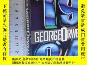 二手書博民逛書店英文原版罕見1984: nineteen eighty-fourY7215 George Orwell sig