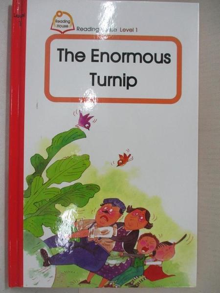 【書寶二手書T8/語言學習_LAD】The Enormous Turnip_Catherine Eisele、Marco Marcoccia