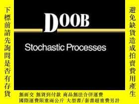 二手書博民逛書店Stochastic罕見Processes (wiley Classics Library)Y255562 J