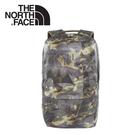 【The North Face BTTFB雙肩背包《綠印花》】2ZFB/電腦包/後背包/肩背包