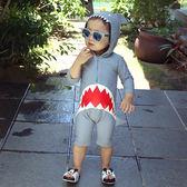 兒童泳裝 可愛 造型 拉鍊 連身 長袖 兒童泳裝【TF7111】 icoca  08/31