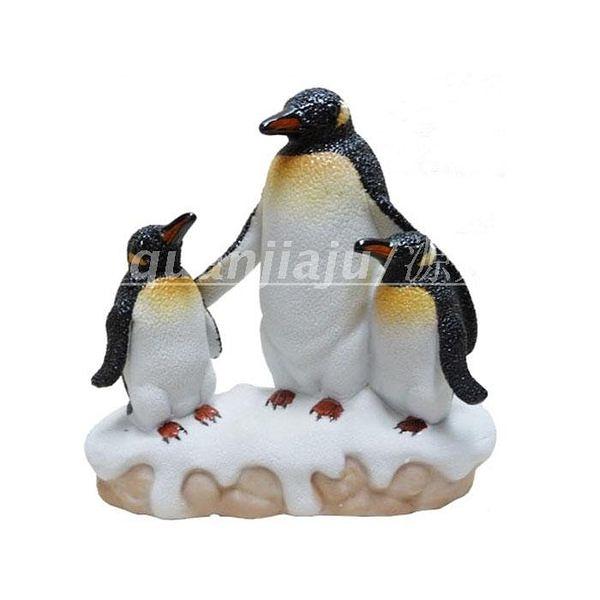 企鵝擺設風水家居工藝