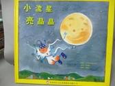 【書寶二手書T8/少年童書_QDC】小流星亮晶晶_曾琤,張雅菀