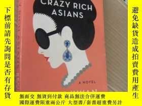 二手書博民逛書店Crazy罕見Rich AsiansY146810 Kwan;K