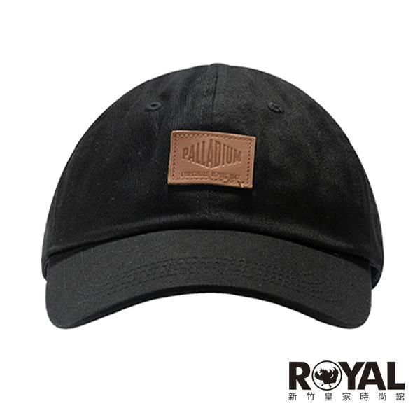Palladium 黑色 秋冬新品 街舞 帽子 可調整 純棉 男女款 NO.H3583【新竹皇家 C3169-008】