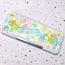 日本製 角落小夥伴 雙面筆盒 附削鉛筆機 姓名貼 san-x
