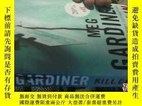 二手書博民逛書店KILL罕見CHAIN【英文原版】4953 Meg Gardin