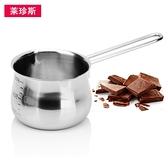 萊珍斯加厚304不銹鋼材質巧克力隔水融化碗黃油加熱碗烘焙加熱鍋
