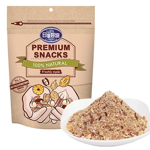 福利品-綜合堅果粉碎末120g 粉末與碎粒混合 正常效期 非即期品