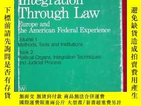 二手書博民逛書店Integration罕見Through Law: Bk 2,