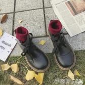 娃娃鞋ins小皮鞋復古大頭鞋女韓版學生原宿風ulzzang軟妹娃娃鞋圓頭可愛 伊蒂斯