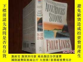 二手書博民逛書店Fault罕見s5633 Anne Rivers Siddons