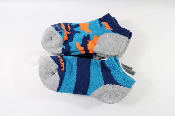 SKECHERS 男童短襪 S105892-037 一組6雙 [陽光樂活]