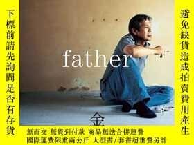 二手書博民逛書店罕見金川晉吾 father 家庭攝影集Y429554