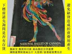 二手書博民逛書店NATIONAL罕見BALLET OF CANADA BALLE