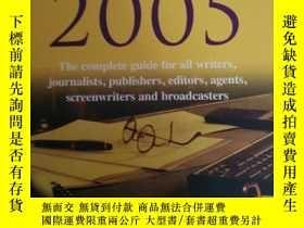 二手書博民逛書店THE罕見WRITER  S HANDBOOK 2005--作