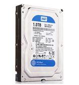 硬碟(裸碟)WD/西部數據 WD10EZEX 1T台式機機械硬碟 西數1TB 單碟藍盤 64MDF