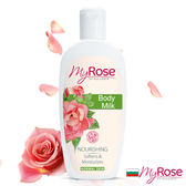 保加利亞My rose玫瑰彈潤亮澤潤膚乳液250ml