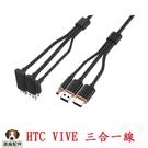 HTC VIVE 三合一線 虛擬實境配件 原廠公司貨
