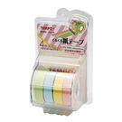 【TEMPO 節奏】TEMPO SN-664 柔色捲型紙膠帶(四色)