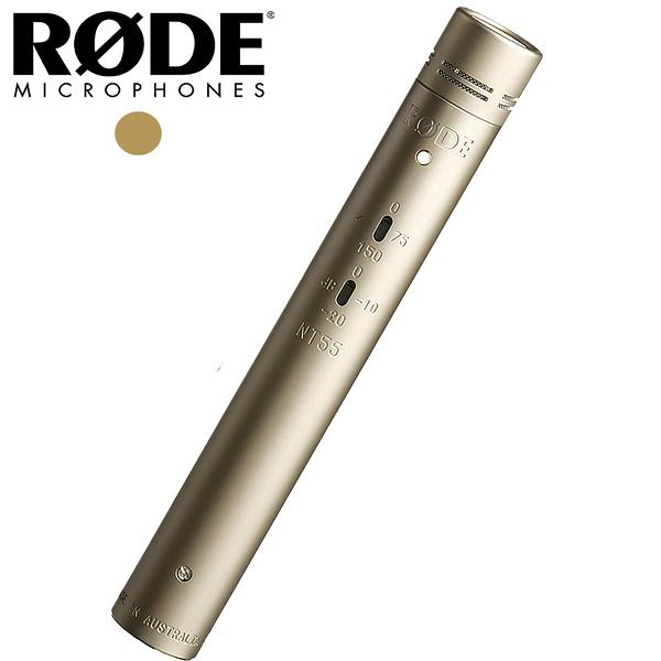 ★Rode★ NT55 電容式麥克風 立體聲麥克風