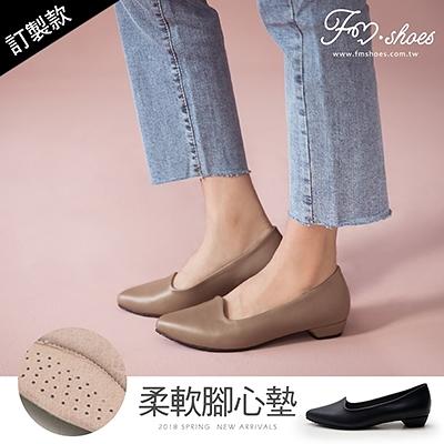 包鞋.尖頭低跟包鞋-FM時尚美鞋-訂製款.Repeat