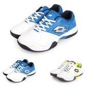 LOTTO 男T-TIUR 600全地形網球鞋(慢跑 網球≡體院≡