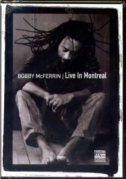 巴比麥克菲林 蒙特婁爵士音樂祭現場演唱會實況 DVD  (購潮8)