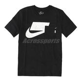 Nike 短袖T恤 Sportwear Tee Nsw 3 黑 白 男款 純棉 正常版型 【PUM306】 AV4914-010