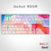 iMac無線藍牙鍵盤貼紙蘋果一體機鍵盤膜保護【步行者戶外生活館】
