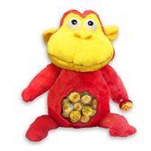 Chupa Chups 超級好朋友背包綜合棒棒糖192g(紅猴)