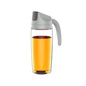 自動開合倒油瓶(大-600ml)1入 顏色隨機出貨【小三美日】