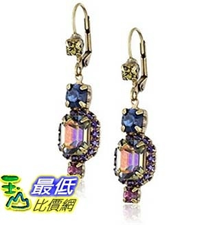 [美國直購] Sorrelli Classic Crystal Drop Earrings 耳環