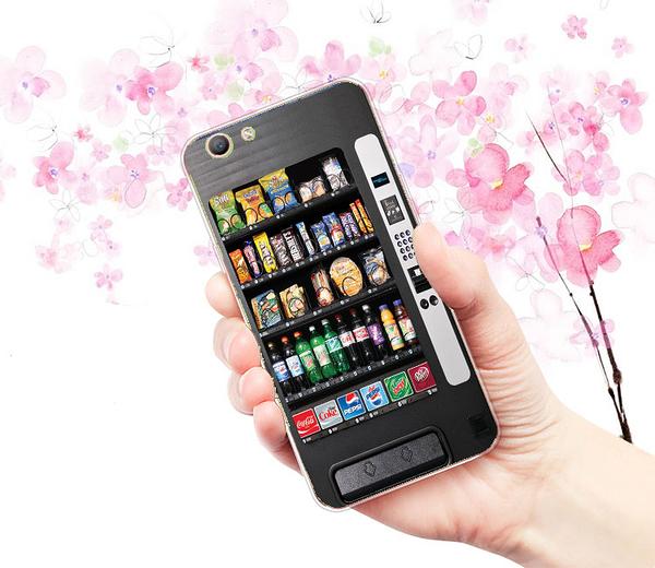[A77 軟殼] OPPO A77 CPH1715 手機殼 自動販賣機