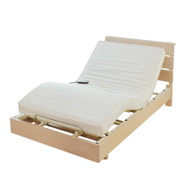 電動床 沙發床【L0019】露西亞美型單人電動床(附插座+床頭+床底+床墊) 完美主義