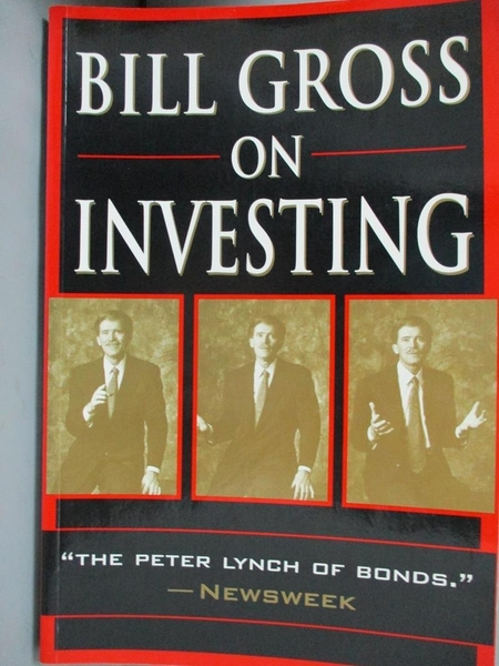 【書寶二手書T7/大學商學_DE2】Bill Gross on Investing_Gross, William H.