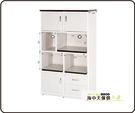 {{ 海中天休閒傢俱廣場 }} B-34 環保塑鋼 電器櫃系列 908-08 3尺電器櫃
